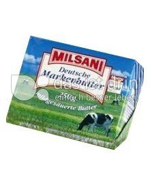 Produktabbildung: Milsani Deutsche Markenbutter 250 g