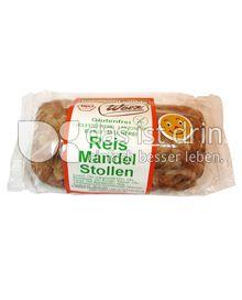 Produktabbildung: Werz Reis-Mandelstollen 250 g