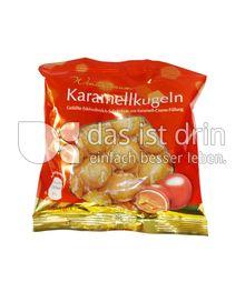 Produktabbildung: Wintertraum Karamellkugeln 150 g