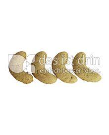 Produktabbildung: Werz Reis-Vollkorn-Vanille-Kipferl 125 g