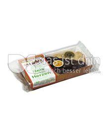 Produktabbildung: Werz Reis-Vollkorn-Herzen 125 g