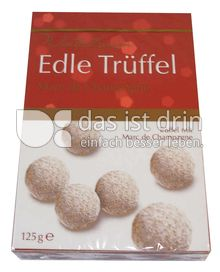 Produktabbildung: Wintertraum Edle Trüffel Marc de Champagne 125 g