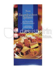 Produktabbildung: Piano Feine Baumkuchen Spitzen 125 g