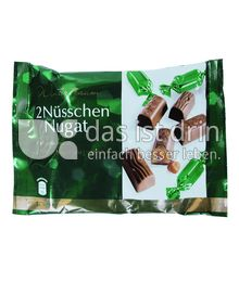 Produktabbildung: Wintertraum 2Nüsschen Nugat 175 g