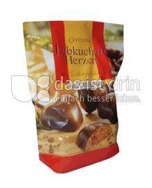 Produktabbildung: Biscoteria Gefüllte Lebkuchen Herzen 300 g