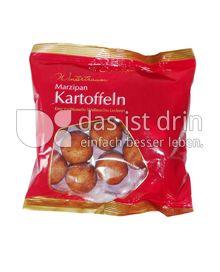 Produktabbildung: Wintertraum Marzipan Kartoffeln 125 g