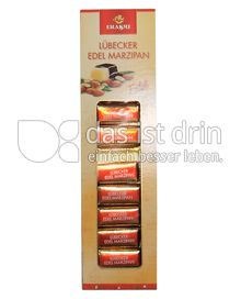 Produktabbildung: Carstens Lübecker Edelmarzipan Happen 125 g