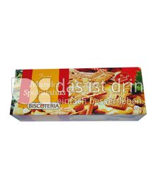 Produktabbildung: Biscoteria Feine Mandel Spekulatius 300 g