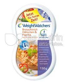 Produktabbildung: Weight Watchers Brotaufstrich Hähnchen & Paprika 150 g