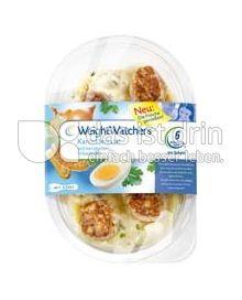 Produktabbildung: Weight Watchers Kartoffelsalat mit herzhaften Frikadellen 250 g