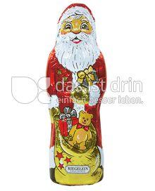 Produktabbildung: Riegelein Confiserie Weihnachtsmann 150 g