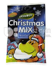 Produktabbildung: dennree Christmas MIX 100 g