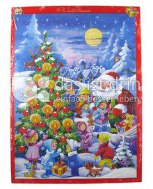 Produktabbildung: Wintertraum Adventskalender 75 g