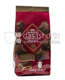 Produktabbildung: Lambertz Gefüllte Lebkuchenherzen 250 g