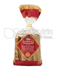 Produktabbildung: Lambertz Aachener Kräuterprinten 200 g