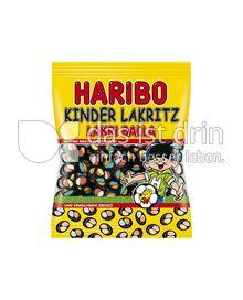 Produktabbildung: Haribo Kinder Lakritz Lakri Balla 175 g