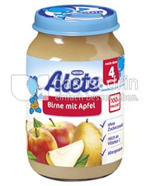 Produktabbildung: Nestlé Alete Birne mit Apfel 190 g