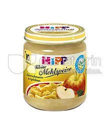 Produktabbildung: Hipp Kleine Mehlspeise Kaiserschmarrn in Apfelmus 200 g