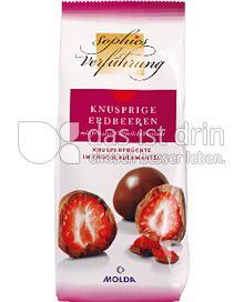 Produktabbildung: Sophies Verführung Knusprige Erdbeere 100 g