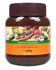 Produktabbildung: Ener Bio Zartbittercreme 400 g
