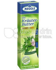 Produktabbildung: Meggle Kräuterbutter 100 g