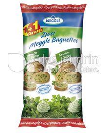 Produktabbildung: Meggle Zwei MEGGLE-Baguettes 320 g