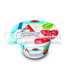 Produktabbildung: Breisgaumilch Fruchtquark lactosefrei 125 g