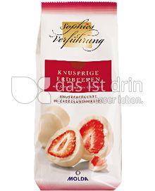Produktabbildung: Sophies Verführung Knusprige Erdbeeren 100 g