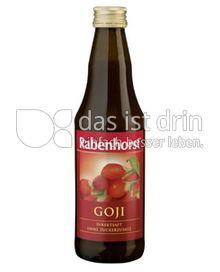 Produktabbildung: Rabenhorst Gojisaft 330 ml