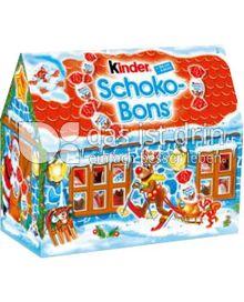 Produktabbildung: Ferrero Kinder Schokobons Haus 218 g
