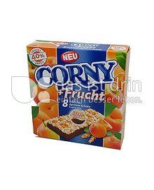 Produktabbildung: Schwartau Corny + Frucht Aprikose Schoko 200 g