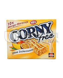 Produktabbildung: Schwartau Corny free Mango Maracuja 10 St.