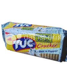 Produktabbildung: DeBeukelaer Tuc Cracker Salz & Pfeffer 75 g