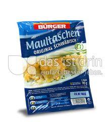 Produktabbildung: Bürger Schwäbische Maultaschen 300 g