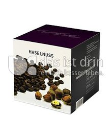 coffeecube haselnuss kaffee kalorien kcal und. Black Bedroom Furniture Sets. Home Design Ideas