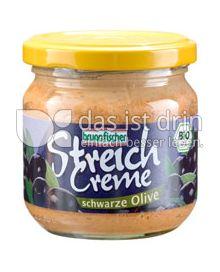 Produktabbildung: Bruno Fischer Streichcreme schwarze Olive 170 g