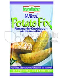 Produktabbildung: Bruno Fischer Würzl Potato Fix Rosmarin-Knoblauch 35 g