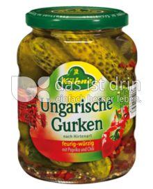Produktabbildung: Kühne Ungarische Gurken 720 ml