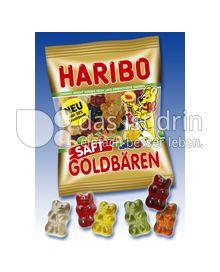 Produktabbildung: Haribo Saft-Goldbären 200 g