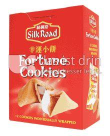 Produktabbildung: Silk Road Fortune Cookies 10 St.