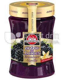 Produktabbildung: Schwartau Konfitüre des Jahres 2009 - Brombeere-Vanille 340 g
