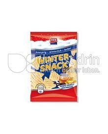 Produktabbildung: XOX Wintersnack Vanille und Honig 75 g