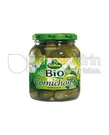 Produktabbildung: Kühne Bio-Cornichons 370 ml