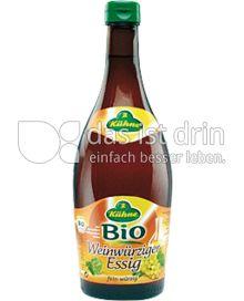Produktabbildung: Kühne Bio-Weinwürziger Essig 750 ml