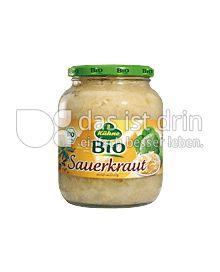 Produktabbildung: Kühne Bio-Sauerkraut 720 ml