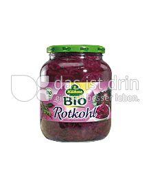 Produktabbildung: Kühne Bio Rotkohl 720 ml