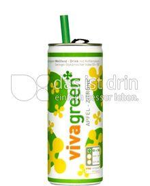 Produktabbildung: Vivamangiare Vivagreen Apfel Zitrone 0,25 l
