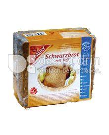 Produktabbildung: 3 PAULY Schwarzbrot mit Teff 500 g