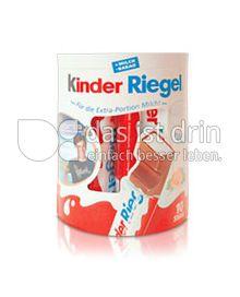 Produktabbildung: Kinder Riegel 210 g