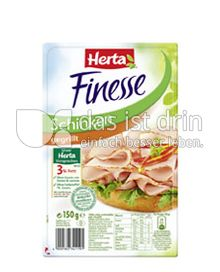 Produktabbildung: Herta Finesse Schinken gegrillt 150 g